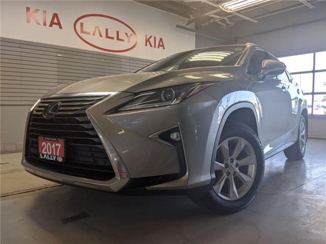 2017 Lexus RX 350 Base (Stk: K3965) in Chatham - Image 1 of 23