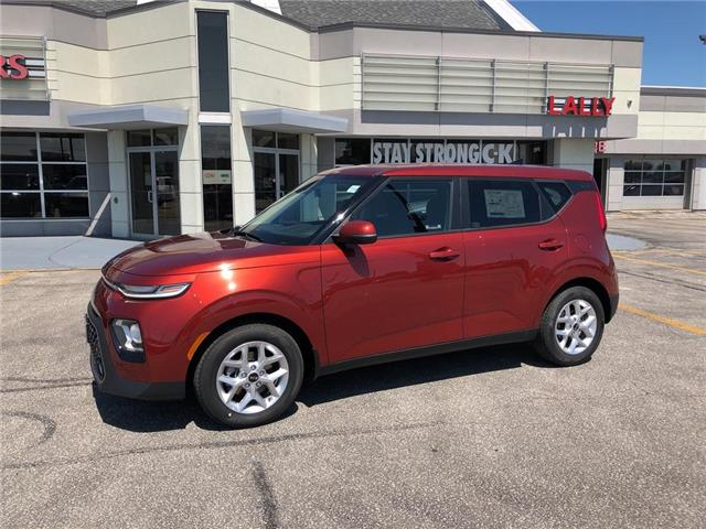 2020 Kia Soul EX (Stk: KSOU2147) in Chatham - Image 1 of 15