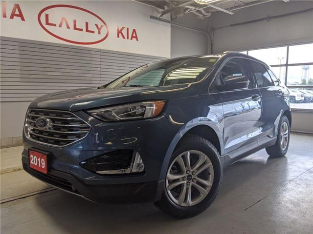 2019 Ford Edge SEL (Stk: K3942) in Chatham - Image 1 of 21