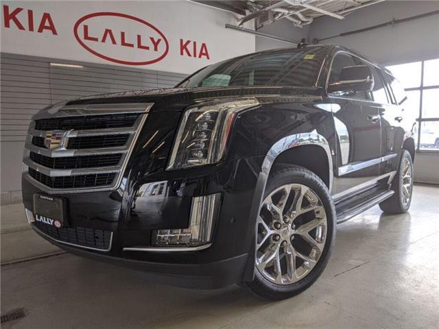 2018 Cadillac Escalade Luxury (Stk: K3958) in Chatham - Image 1 of 23