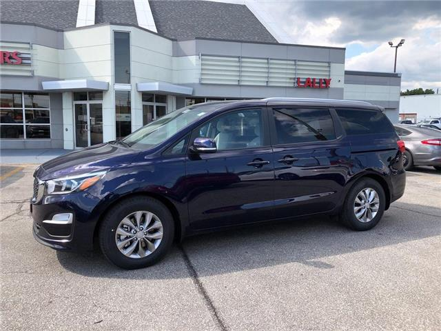 2020 Kia Sedona LX+ (Stk: KSE2183) in Chatham - Image 1 of 15