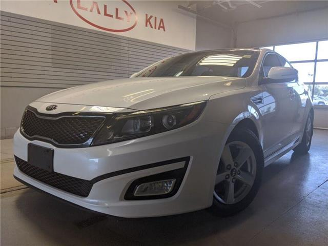 2015 Kia Optima  (Stk: KFO2071A) in Chatham - Image 1 of 21