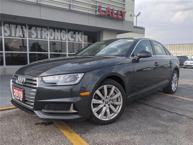 2019 Audi A4 45 Komfort (Stk: K3994) in Chatham - Image 1 of 21