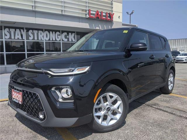 2020 Kia Soul EX (Stk: K3996) in Chatham - Image 1 of 22