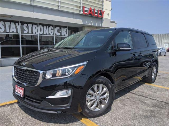 2020 Kia Sedona LX+ (Stk: K4003) in Chatham - Image 1 of 21