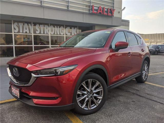 2019 Mazda CX-5 GT (Stk: K3988) in Chatham - Image 1 of 21