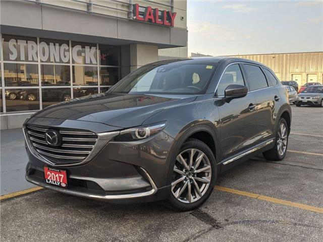 2017 Mazda CX-9 Signature (Stk: K3984) in Chatham - Image 1 of 21