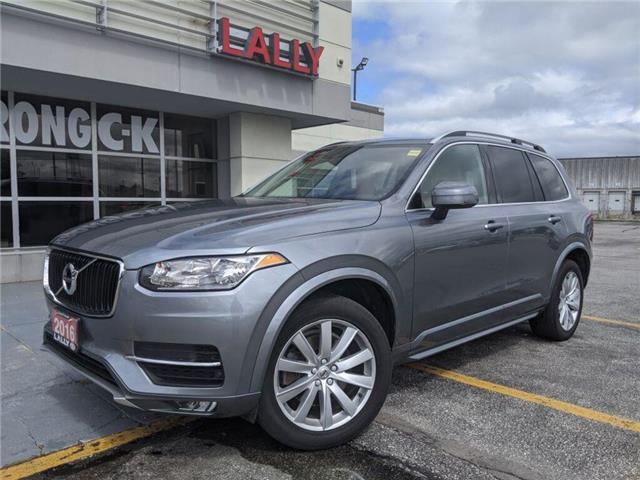 2016 Volvo XC90 T6 Momentum (Stk: K3992) in Chatham - Image 1 of 21