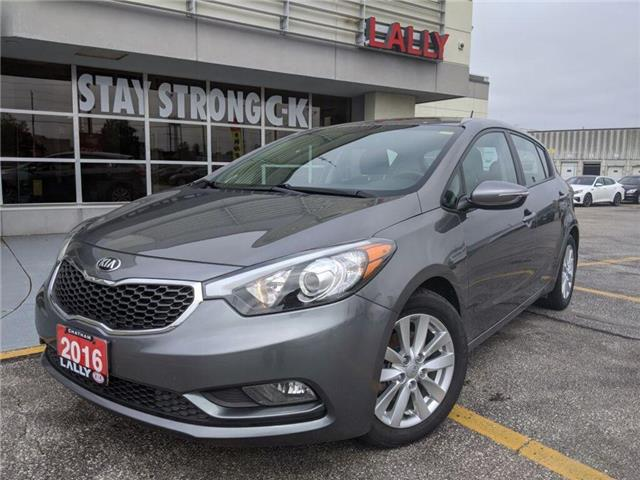 2016 Kia Forte 2.0L LX+ (Stk: KSEL2186A) in Chatham - Image 1 of 21