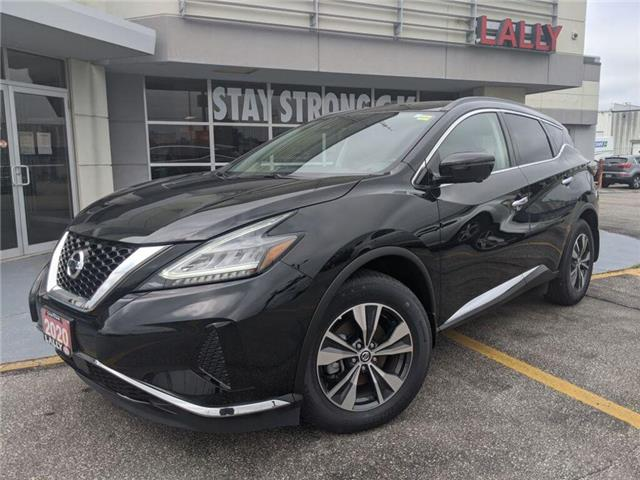 2020 Nissan Murano SV (Stk: K3997) in Chatham - Image 1 of 23