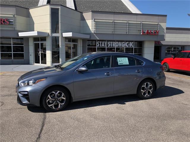 2021 Kia Forte EX (Stk: KFO2235) in Chatham - Image 1 of 15