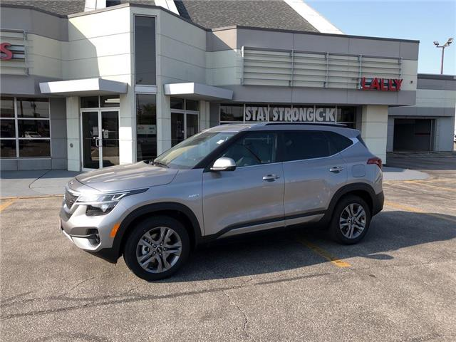 2021 Kia Seltos EX (Stk: KSEL2237) in Chatham - Image 1 of 15