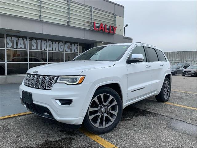 2018 Jeep Grand Cherokee Overland (Stk: K4020) in Chatham - Image 1 of 26