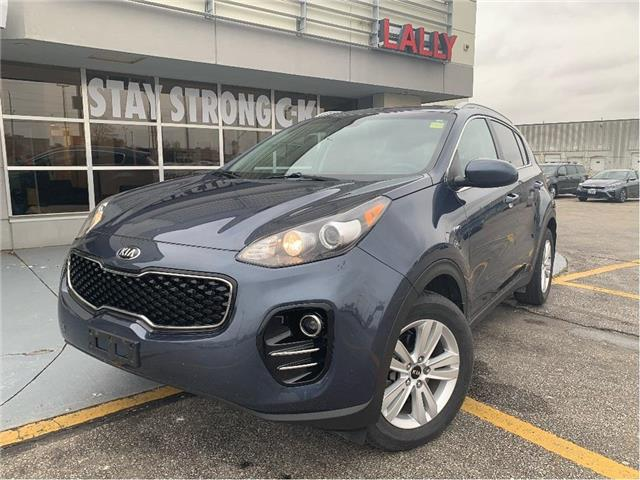 2018 Kia Sportage LX (Stk: KSEL2278A) in Chatham - Image 1 of 21