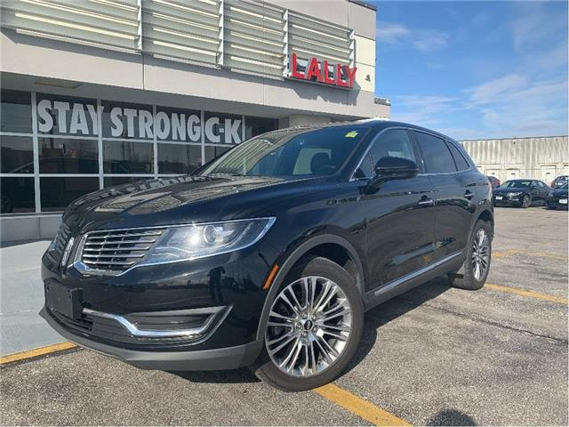 2018 Lincoln MKX Reserve (Stk: K4022) in Chatham - Image 1 of 23