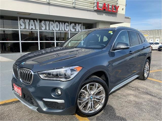 2019 BMW X1 xDrive28i (Stk: K4025) in Chatham - Image 1 of 24