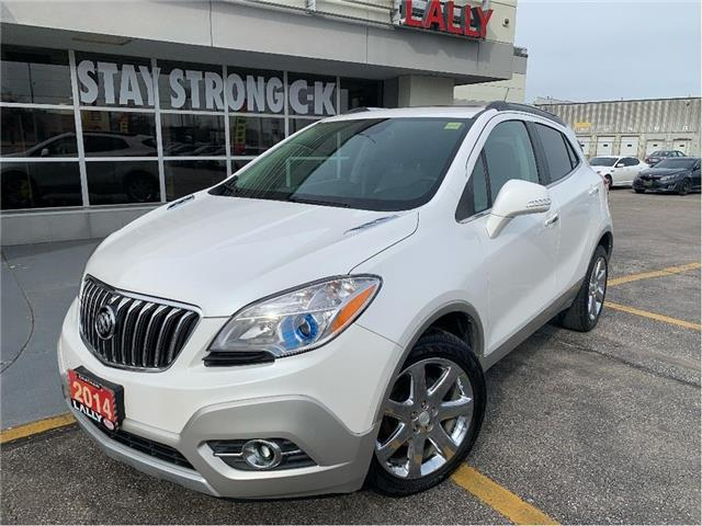 2014 Buick Encore Leather (Stk: KSEL2284A) in Chatham - Image 1 of 22
