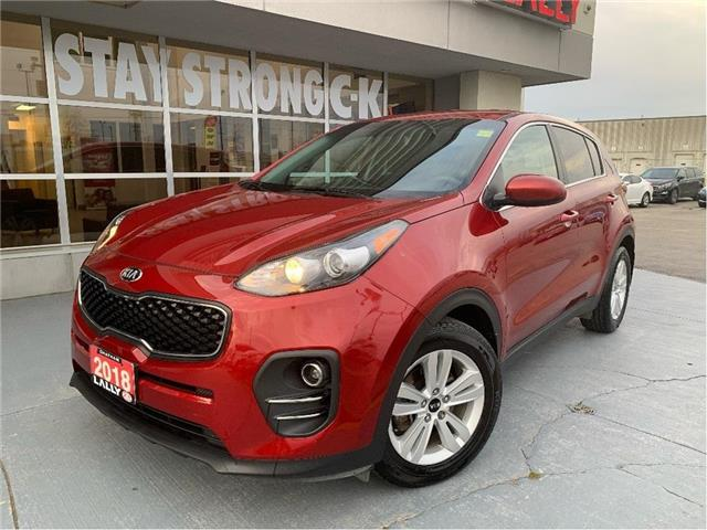 2018 Kia Sportage LX (Stk: KSEL2289A) in Chatham - Image 1 of 21