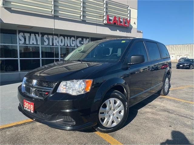 2018 Dodge Grand Caravan CVP/SXT (Stk: KSOR2294A) in Chatham - Image 1 of 19