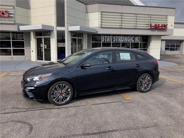 2021 Kia Forte5 GT (Stk: KFO2297) in Chatham - Image 1 of 15