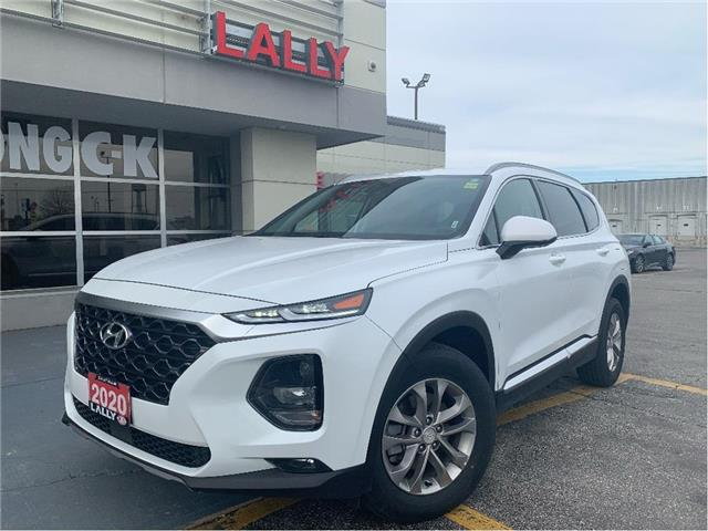 2020 Hyundai Santa Fe Essential 2.4  w/Safety Package (Stk: K4026) in Chatham - Image 1 of 24