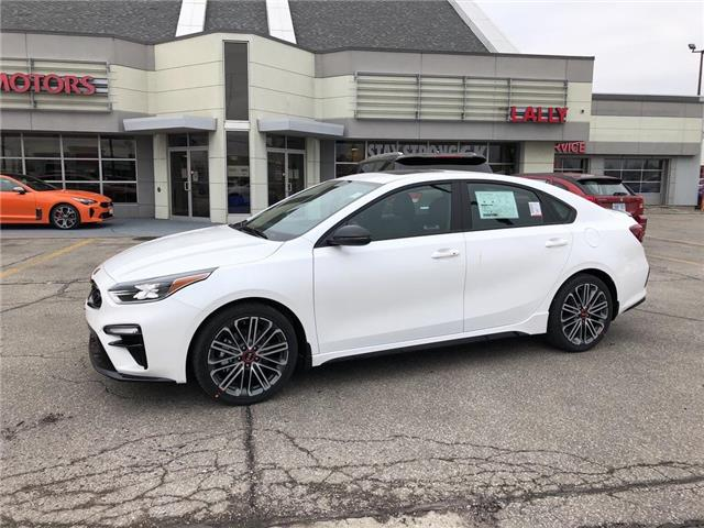 2021 Kia Forte GT (Stk: KFO2309) in Chatham - Image 1 of 16