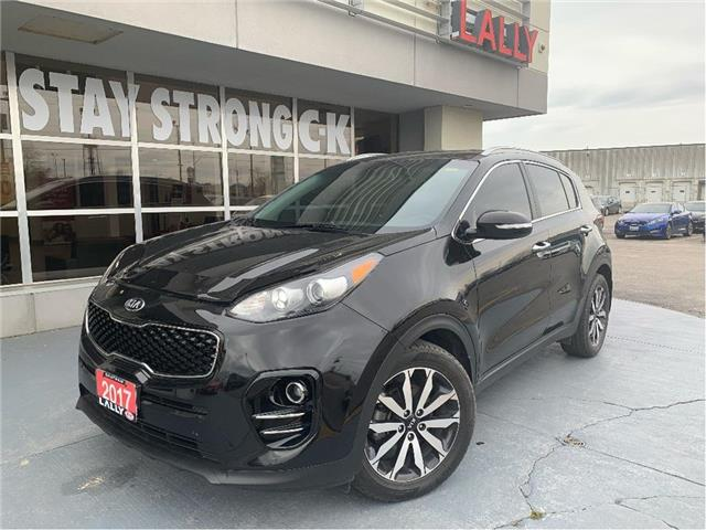 2017 Kia Sportage EX (Stk: KSEL2288A) in Chatham - Image 1 of 22
