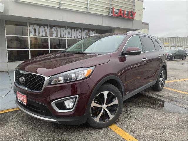 2018 Kia Sorento 2.0L EX (Stk: KFIV2286A) in Chatham - Image 1 of 26