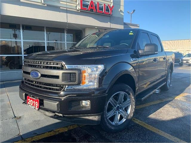2019 Ford F-150  (Stk: KFO2298A) in Chatham - Image 1 of 26