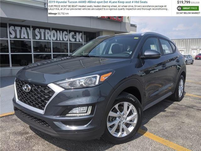 2019 Hyundai Tucson Preferred (Stk: K3990) in Chatham - Image 1 of 25