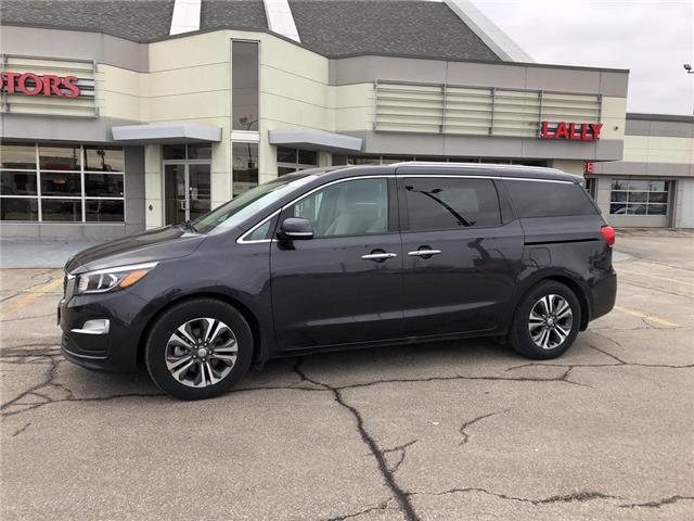 2020 Kia Sedona SX (Stk: KSE1909) in Chatham - Image 1 of 16