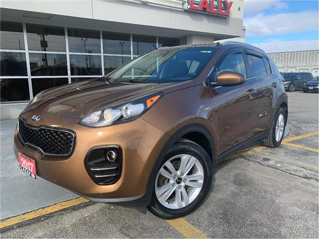 2017 Kia Sportage LX (Stk: KSEL2387A) in Chatham - Image 1 of 27