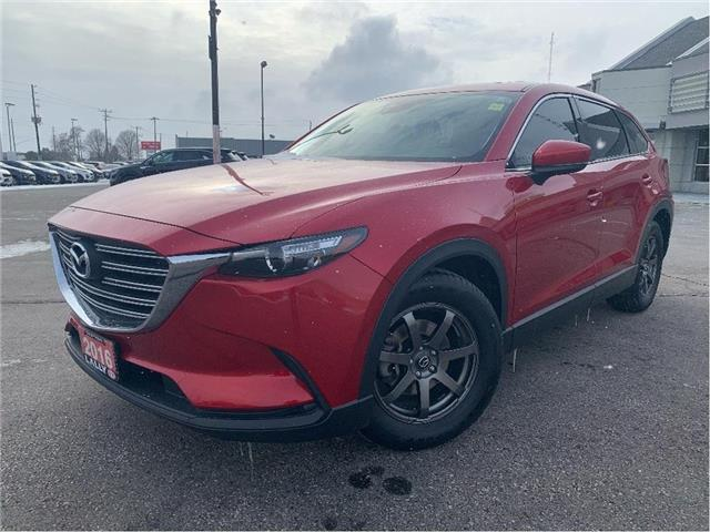2016 Mazda CX-9 GS-L (Stk: KFO2317A) in Chatham - Image 1 of 27