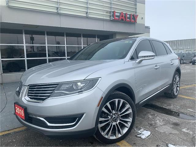 2016 Lincoln MKX Reserve (Stk: KSEL2366B) in Chatham - Image 1 of 27