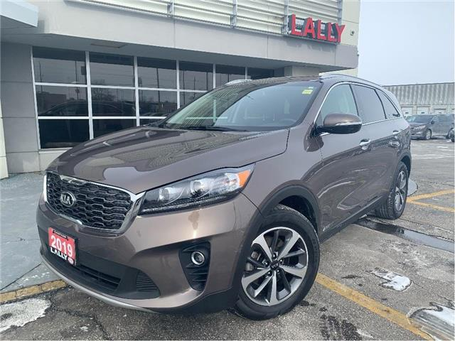 2019 Kia Sorento 3.3L EX (Stk: K4059) in Chatham - Image 1 of 25