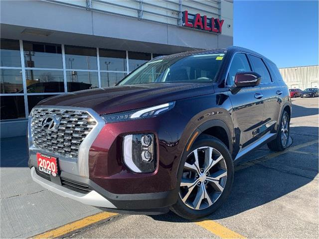 2020 Hyundai Palisade Luxury 8 Passenger (Stk: K4063) in Chatham - Image 1 of 27