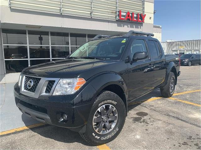 2019 Nissan Frontier PRO-4X (Stk: K4080) in Chatham - Image 1 of 24