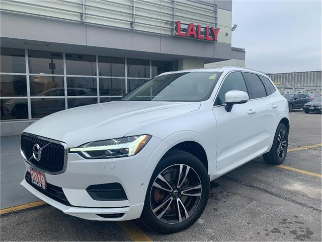 2019 Volvo XC60 T6 Momentum (Stk: K4076) in Chatham - Image 1 of 23