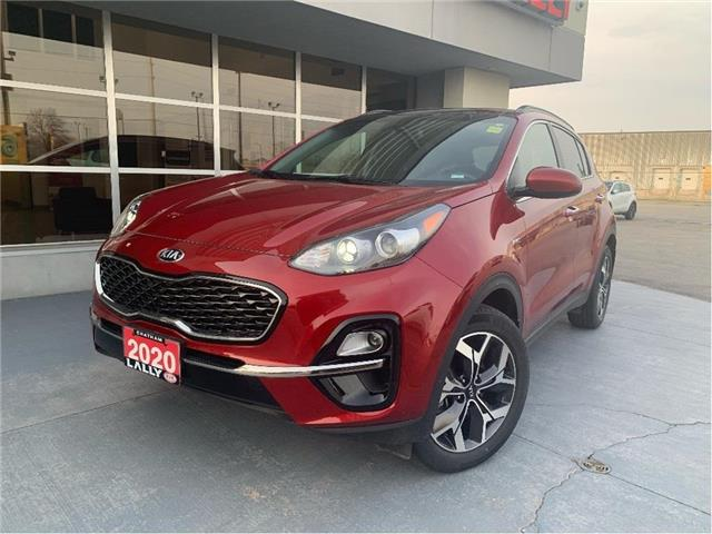 2020 Kia Sportage EX (Stk: K4057) in Chatham - Image 1 of 27