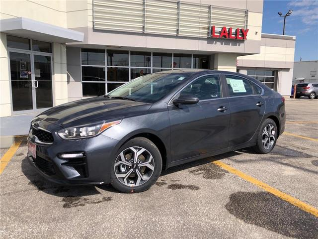 2021 Kia Forte EX (Stk: KFO2435) in Chatham - Image 1 of 16