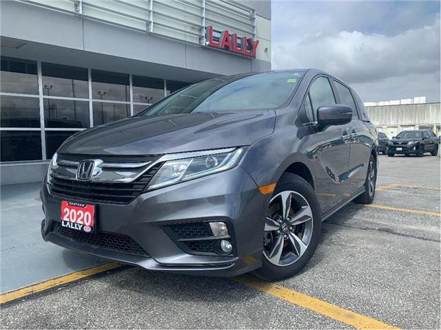 2020 Honda Odyssey EX (Stk: K4082) in Chatham - Image 1 of 25