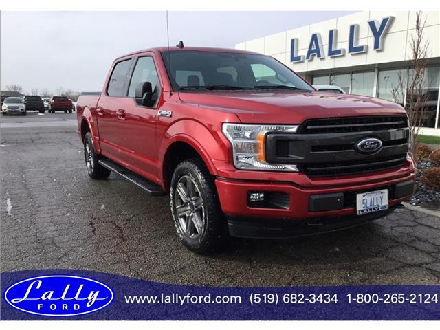 2020 Ford F-150 XLT (Stk: SFF6507) in Tilbury - Image 1 of 14