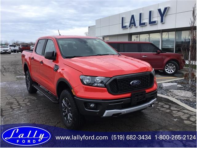 2020 Ford Ranger XLT (Stk: RA26200) in Tilbury - Image 1 of 18