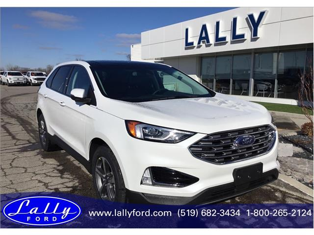 2020 Ford Edge SEL (Stk: EG26278) in Tilbury - Image 1 of 19