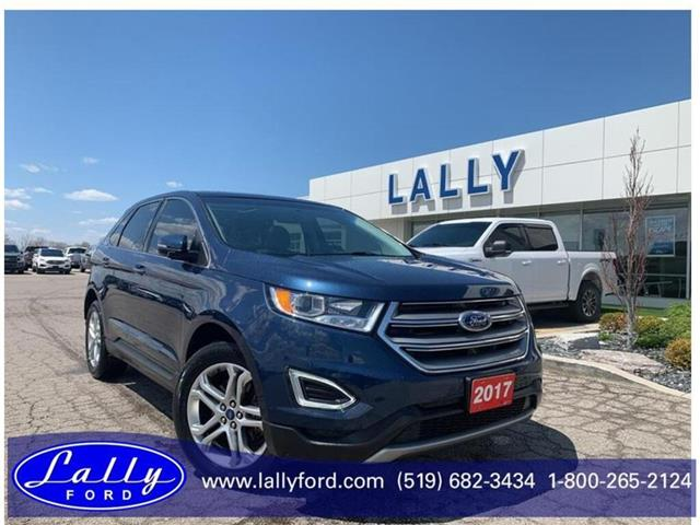 2017 Ford Edge Titanium (Stk: 26409A) in Tilbury - Image 1 of 16