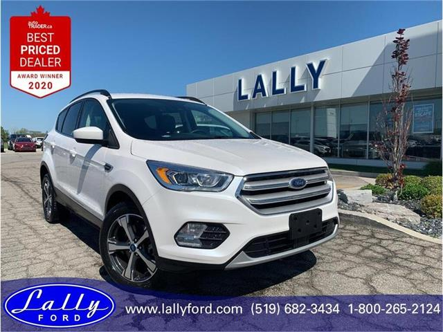2018 Ford Escape SEL (Stk: 25057a) in Tilbury - Image 1 of 19