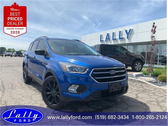 2017 Ford Escape SE (Stk: 26483a) in Tilbury - Image 1 of 18