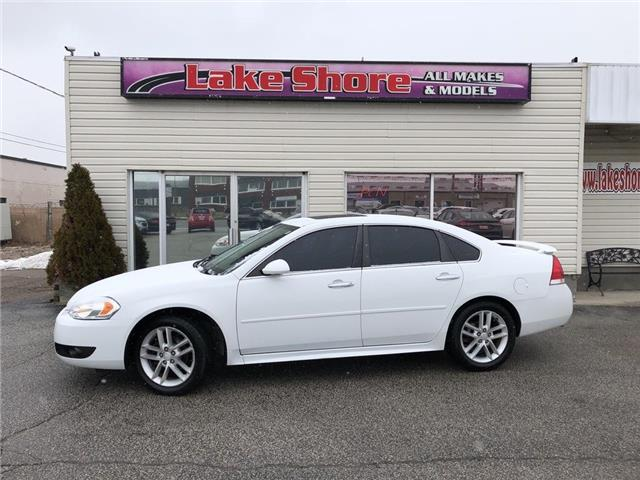 2012 Chevrolet Impala LTZ (Stk: K8996) in Tilbury - Image 1 of 18