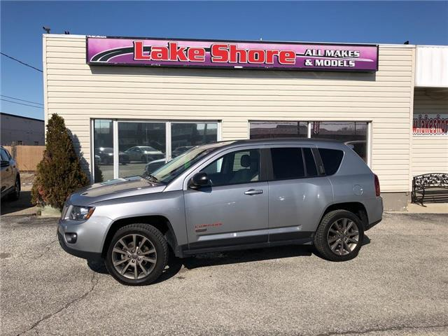 2017 Jeep Compass Sport/North (Stk: K9045) in Tilbury - Image 1 of 19