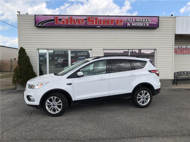 2018 Ford Escape SE (Stk: K9033) in Tilbury - Image 1 of 20